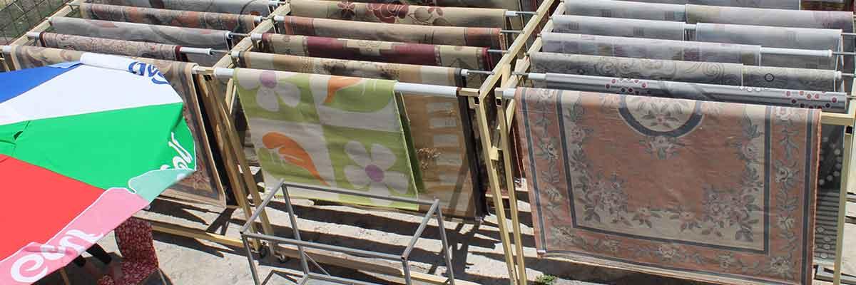 Antalya en kaliteli halı yıkama
